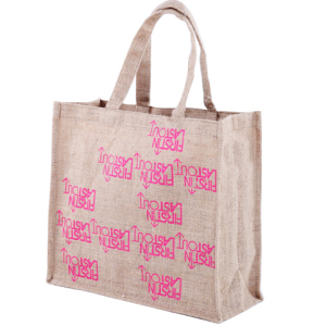 Fashion sack jute bag for packing
