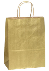 Accessories-twisted handle for paper bag