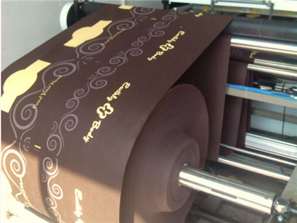 Automatic Silk Screen Printing