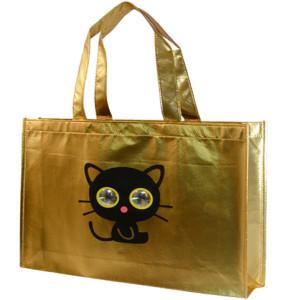Aluminum plated steel bag-gold