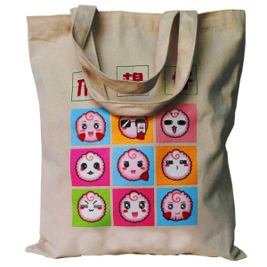 Green Fashion cotton eco bag