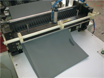 Bag cutting Machine