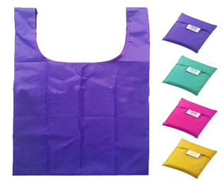 foldable polyester bag