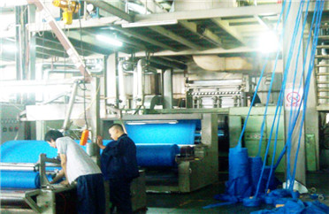 non woven fabric produce machine
